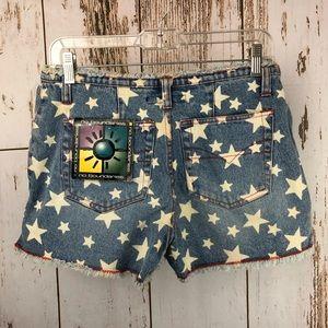 Vintage No Boundaries, Jean Shorts, Size 11.  A19